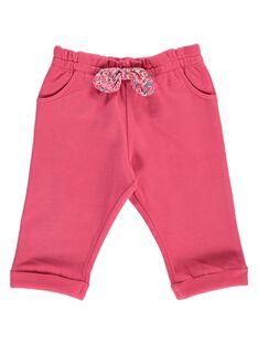 Baby girls' joggers CIJOJOB2 / 18SG09R2JGBF503