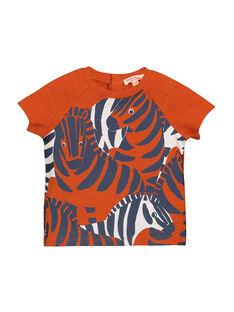 T-shirt fantasia neonato FUBATI / 19SG1061TMC409