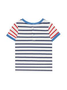 T-Shirt Maniche Corte Ecrù JUCEATI2 / 20SG10N1TMC001