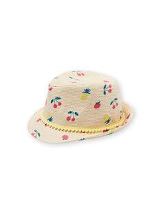 Cappello di paglia bambina LYAMERHAT / 21SI01D1CHA116