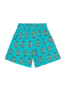 Shorts Turchese JABOSHORT1 / 20S901H1SHO209