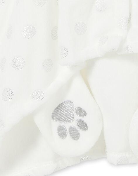 Mantella bambina in soft boa panda unicorno LEFACAPAND / 21SH1111CPE001