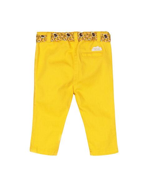 Pantaloni neonato FULIPAN1 / 19SG1021PAN412