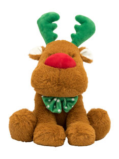 Multicolor SOFT TOYS JRenne de Noel / 20T8GM17PE2099