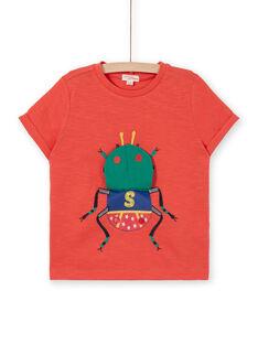 T-shirt maniche corte LOROUTI / 21S902K1TMCE414