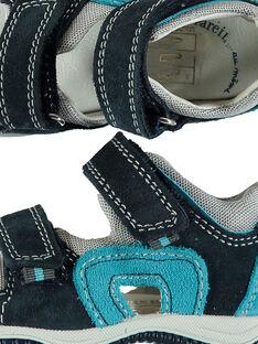 Sandali da città pelle neonato FBGSANDMA / 19SK38K4D0E070