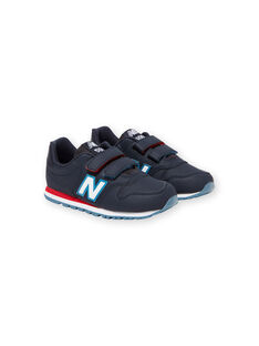 Sneakers navy e bianche New Balance bambino KGYV500RNR / 20XK3623D37070