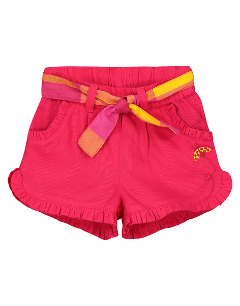 Shorts fantasia neonata FIYESHO2 / 19SG09M2SHO304