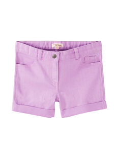 Shorts in denim rosa JAJOSHORT5 / 20S901T2D30322