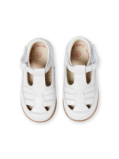 White SALOME SHOES LBGSALSANDB / 21KK3833D13000