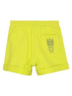 Shorts comfort neonato FUJOBER10 / 19SG10G4BERB105