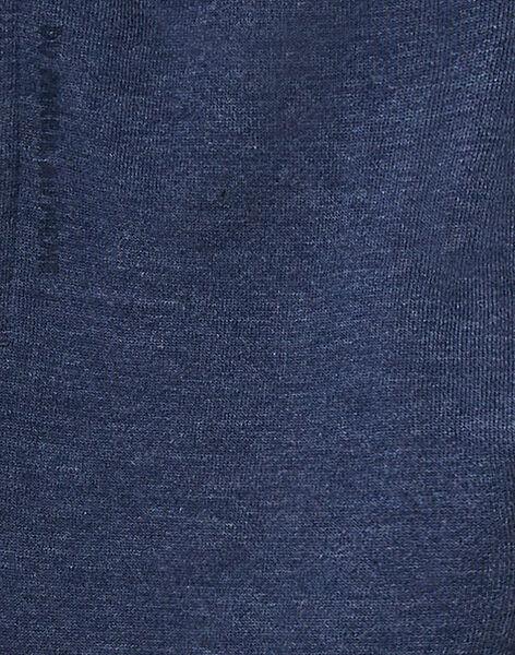 Heathered blue JOGGING PANT KOJOJOB4EX / 20W90258D2A222