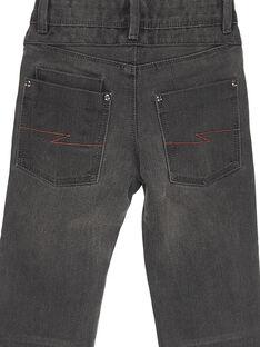 Jeans Grigi con Fodera GOBRUJEAN / 19W902K1JEAK003
