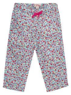 Pantaloni con stampa neonata JIMARPAN / 20SG09P1PAN000