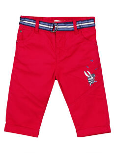 Pantaloni Rossi GUTRIPAN1 / 19WG10J2PANF504