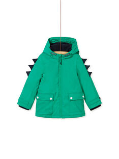 Green RAINCOAT KOGROIMP2 / 20W902J1D59G623