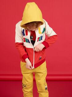 Cardigan foderato - Bambino LOROUGIL / 21S902K1GIL002