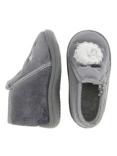 Baby girls' boot slippers DBFBOTMOU / 18WK37W2D0A941