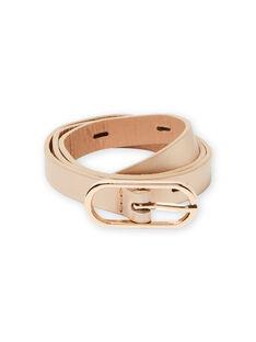 Cintura dorato rosa bambina MYAESBELT2 / 21WI01E3CEI955