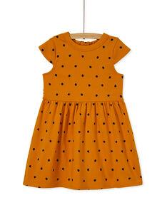 Yellow DRESS KAJOROB4 / 20W90136ROB107
