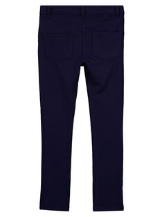 Pantaloni in maglia GAJOMIL4 / 19W90149D2B070