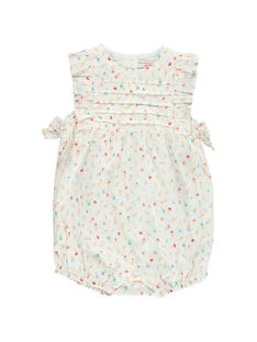 Baby girls' romper CIBUBAR / 18SG09K1BAR099