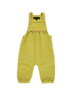 Baby girls' dungarees DIVESAL / 18WG0971SAL099