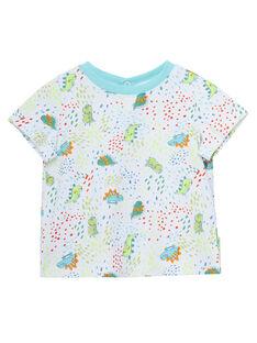 T-Shirt Maniche Corte Bianca JUBOTI1 / 20SG10H2TMC000