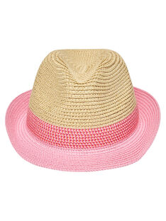 Cappello bambina rosa JYAPOEHAT1 / 20SI01G1CHA009
