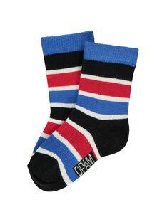 Baby boys' mid length socks DYUJOCHO1B / 18WI103CSOQ099