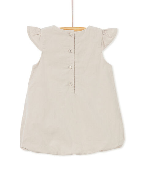 Off white DRESS KIREROB3 / 20WG09G3ROB007