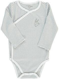 Unisex long-sleeved bodysuit DOU1BOD3 / 18WF0513BOD099