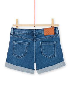 Shorts 5 tasche in jeans LAJOSHORT1 / 21S90141D30P274