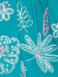 Green DRESS JIQUAROB3 / 20SG09R1ROB621