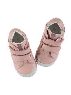 Sneakers pelle flessibili neonata FBFBASFLEX / 19SK3741D3F030