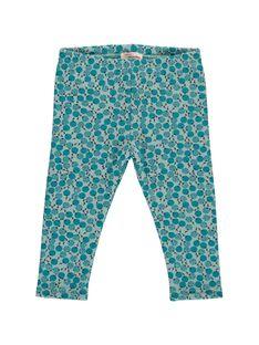 Baby girls' trousers DIGIPAN2 / 18WG09N2PAN099