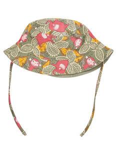 Cappello Kaki JYUDUCHA / 20SI10O1CHA609