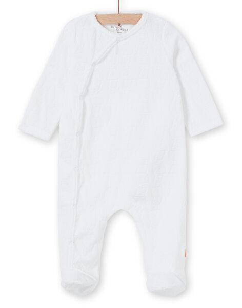 White ROMPER LOU1GRE6 / 21SF05H3GRE000