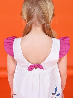 White DRESS LAVIROB3 / 21S901U2ROB000