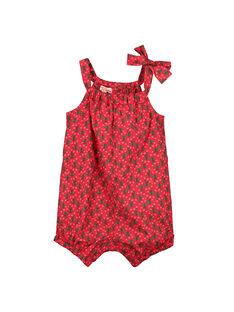 Pagliaccetto con stampa neonata FIYEBAR / 19SG09M1BAR304