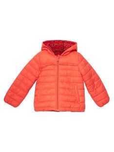 Piumino Arancione JAVIDOUNE / 20S901I2D3E406