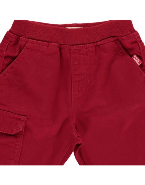 Baby boys' trousers CUJOPAN3 / 18SG10R3PAN510