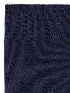 Collant blu notte bambina LYAESCOL7 / 21SI0165COLC205