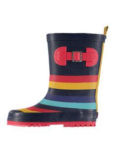 Stivali da pioggia bambino FGBPBLOCK / 19SK36X1D0C070