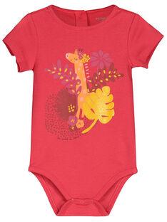 Body maniche corte neonata FEFIBODTHE / 19SH1351BDL308