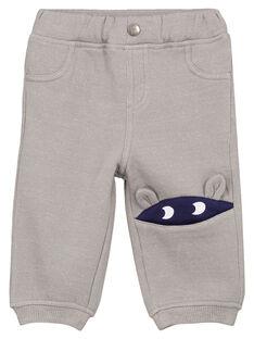 Pantaloni Grigi GUTRIPAN3 / 19WG10J3PANJ908