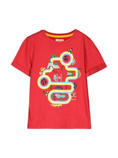 T-shirt maniche corte bambino FOCOTI1 / 19S90281TMCF505