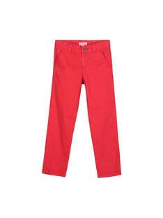 Pantaloni chino bambino FOJOCHINO4 / 19S90234D2BF505