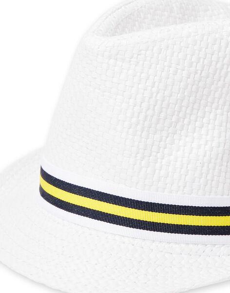 Cappello bianco bambino LYOJAUCHA / 21SI02O1CHA000