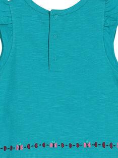T-shirt ricami neonata FITUTI2 / 19SG09F2TMC202